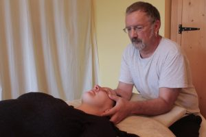 Craniosacral therapy: releasing the sphenoid bone